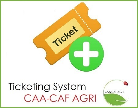 Ticketing System - CAACAFAGRI
